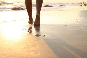 Pure Joy Life Designs - Feet in the Sand