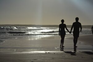 Purejoy Life Designs - Couple on the Beach